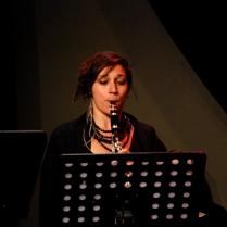 Aviva Endean on Clarinets