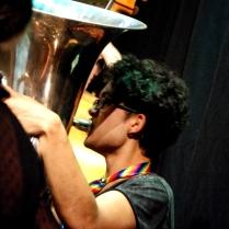 Luke Paulding on Tuba